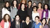Corbin Bleu opens at In the Heights - Corbin Bleu - female cast