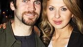 Venus in Fur opening  Wes Bentley  Nina Arianda
