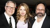 Venus in Fur opening  Walter Bobbie - Nina Arianda  Brian Kulick