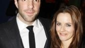 Time Stands Still Opening Night – Zachary Quinto – Alicia Silverstone