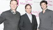 Feb 2010 Love Loss cast – Matthew Schneck - Sam Breslin Wright – Michael Urie