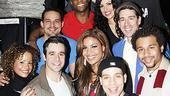 Jordin Sparks at In the Heights - Jordin Sparks - Corbin Bleu - cast