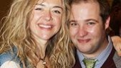 Hair Replacement Cast Meet and Greet  Rachel Bay Jones  Josh Lamon