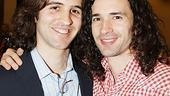 Producer Andy Sandberg (l.) looks like he&amp;rsquo;s ready to join continuing Tribe member Paris Remillard in the cast.