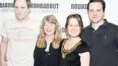The Glass Menagerie Meet and Greet - Patch Darragh - Judith Ivey - Keira Keeley - Michael Mosley