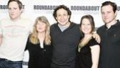 The Glass Menagerie Meet and Greet - Patch Darragh - Judith Ivey - Gordon Edelstein - Keira Keeley - Michael Mosley