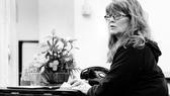 The Glass Menagerie Rehearsal  Judith Ivey