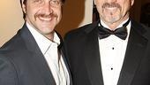 "Who are these handsome devils? Why it's Raul Esparza, who had us in stitches with his rendition of ""Talk Amongst Yourselves"" from Taboo, nabbing a little face time with Tom Wopat, who will soon return to the Great White Way in Sondheim on Sondheim."