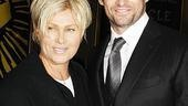 Hugh Jackman's opening night date? His lovely wife Deborra-Lee Furness, of course.