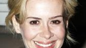 Behanding in Spokane Opening Night  Sarah Paulson