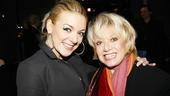 Musical theater faves Sheridan Smith (Legally Blonde) and Elaine Paige (Evita).