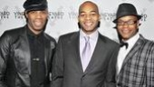 Scottsboro Boys Opening Night – Colman Domingo – Brandon Victor Dixon – Forrest McClendon