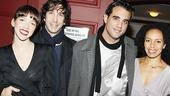 Next Fall First Opening - girfriend - David Schwimmer - Bobby Cannavale - Eisa Davis