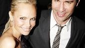 Next Fall Opening Night  Kristin Chenoweth  Eric McCormack