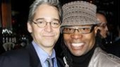Next Fall Opening Night  David Adkins  Billy Porter