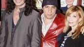 Constantine Maroulis at Sardis  Constantine Maroulis  Steve Van Zandt  Maureen Van Zandt