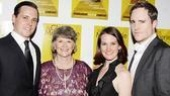The Glass Menagerie Opening  Michael Mosely  Judith Ivey  Keira Keeley  Patch Darragh
