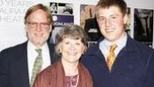 The Glass Menagerie Opening  Judith Ivey  husband  son