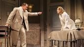 Anthony LaPaglia as Tito Merelli and Jan Maxwell as Maria in Lend Me a Tenor.
