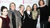 April 2010 Cast of Love, Loss  Lucy DeVito  Jayne Houdyshell  Melissa Joan Hart  Shirley Knight  Karen Carpenter  Judy Gold