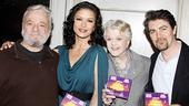 A Little Night Music Cast Album Signing  Stephen Sondheim  Catherine Zeta-Jones  Angela Lansbury  Alexander Hanson