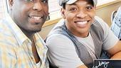 Memphis CD Signing – J. Bernard Calloway – Derrick Baskin