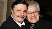 The Addams Family opening  Nathan Lane - Jerry Zaks