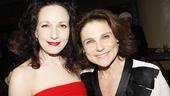 The Addams Family opening  Bebe Neuwirth  Tovah Feldshuh
