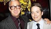 The Addams Family opening  Scott Wittman  Matthew Broderick