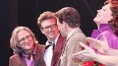 Million Dollar Quartet Opening - Eric Schaeffer -  Chuck Mead – Hunter Foster – Elizabeth Stanley