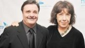 NCTF Honors Nathan Lane  Nathan Lane  Lily Tomlin