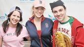 NCTF Honors Nathan Lane – Kirsten Wyatt - Kaitlyn Davidson – Robert McClure