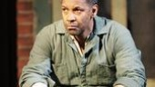 Denzel Washington as Troy in Fences.