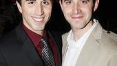 Sondheim on Sondheim Opening Night  Matthew Scott  Santino Fontana