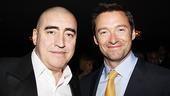 Promises, Promises opening – Alfred Molina – Hugh Jackman