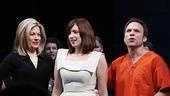 Enron opening  cc  Marin Mazzie  Lucy Prebble  Norbert Leo Butz