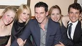 Enron opening  Mamie Gummer  Claire Danes  Rightor Doyle  Zoe Kazan  Hugh Dancy