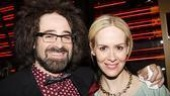 Collected Stories Opening Night – Adam Duritz – Sarah Paulson