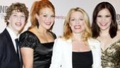 Everyday Rapture Opening Night – Eamon Foley – Betsy Wolfe – Sherie Rene Scott – Lindsay Mendez
