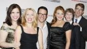 Everyday Rapture Opening Night – Linsday Mendez – Sherie Rene Scott – Michael Mayer – Betsy Wolfe – Eamon Foley – Dick Scanlan
