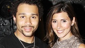 Jamie Lynn Sigler at In the Heights  Corbin Bleu  Jamie Lynn Sigler