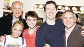 Daniel Radcliffe at Promises, Promises  Neil Meron  Kristin Chenoweth  Sean Hayes - Daniel Radcliffe  Craig Zadan