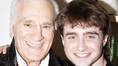 Promises funnyman Dick Latessa snaps a sharp two-shot with the young man also known as everyone's favorite wizard, Harry Potter.