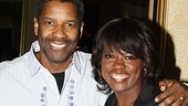 Fences powerhouse couple Denzel Washington and Viola Davis.