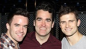 Brian d'Arcy James Returns to Next to Normal – Brian Crumm – Brian d'Arcy James – Kyle Dean Massey