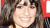 This is already Lea Michele's second time checking out American Idiot!