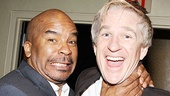 Who knows what this is about, but we're always happy to see Tony nominee David Alan Grier (Race) and Matthew Modine (recently in The