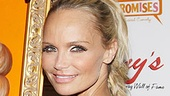 Kristin Chenoweth and Sean Hayes at Tonys Di Napoli  Kristin Chenoweth