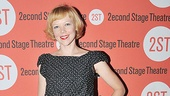 Second Stage veteran Emily Bergl, who appeared at the theater in Becky Shaw, is on the scene.