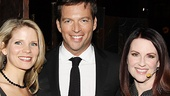 Harry Connick Jr. reunites with his Pajama Game co-star Kelli O'Hara and Will & Grace pal Megan Mullally (who appeared in the 1995 revival of How to Succeed) to perform classic tunes by Frank Loesser.